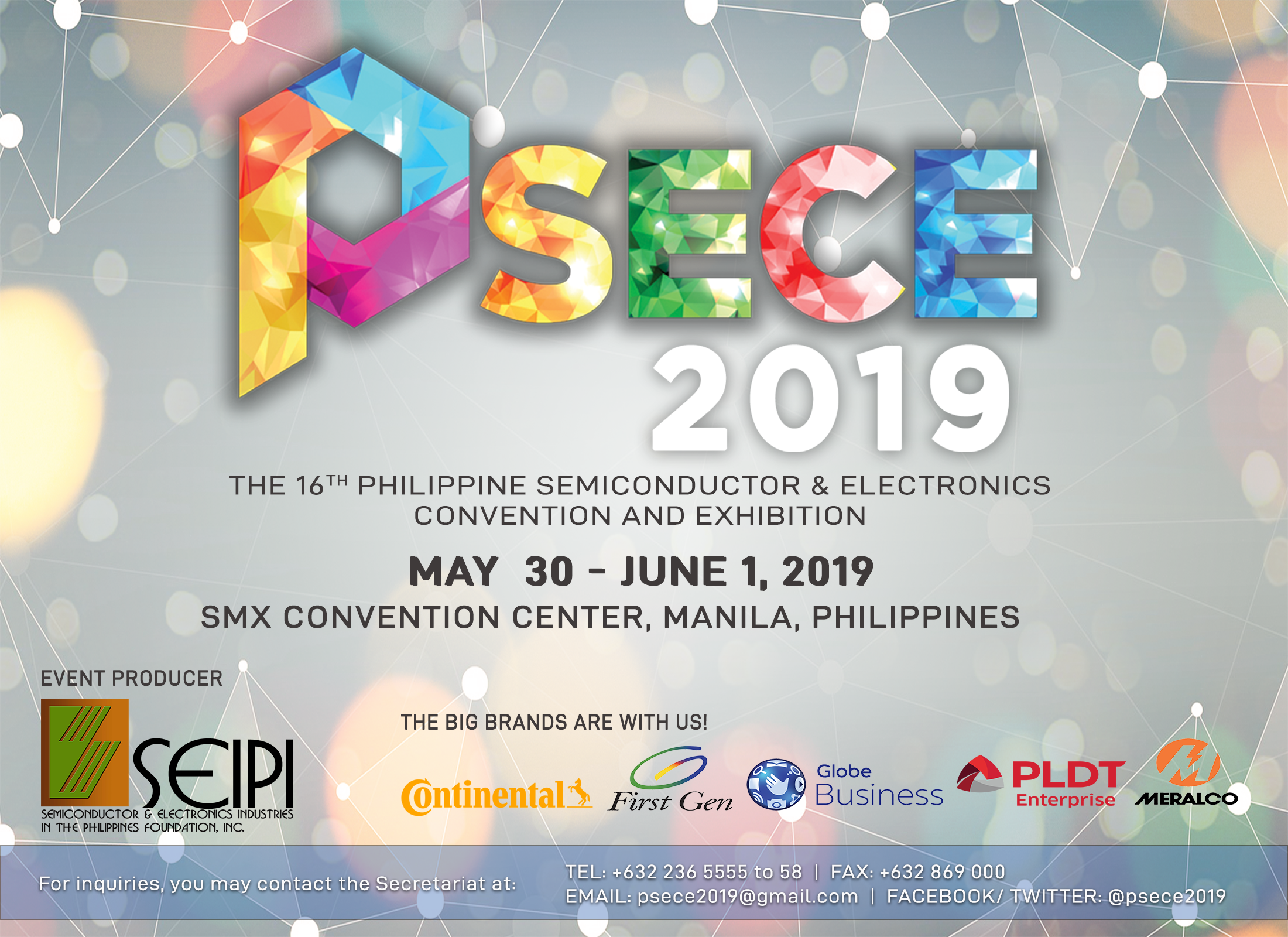 PSECE Manila 2019
