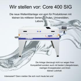 Core 400 SIG