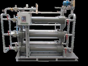 Stickstoff-Erzeuger IMT LNX Membrananlage